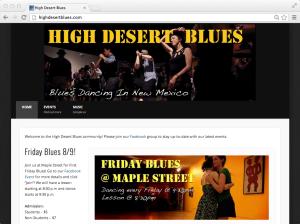 High Desert Blues